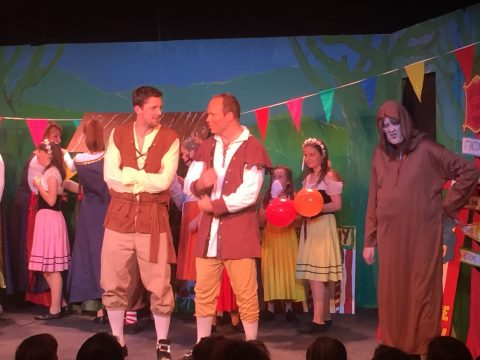 Jack and the beanstalk 2016